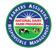 National Dairy Farmers Assuring Responsible Management (FARM) logo
