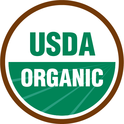 USDA Official Organic Certification Logo
